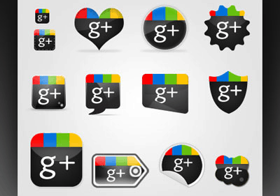Google Plus Icon 2