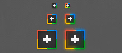 Google Plus Icon 9