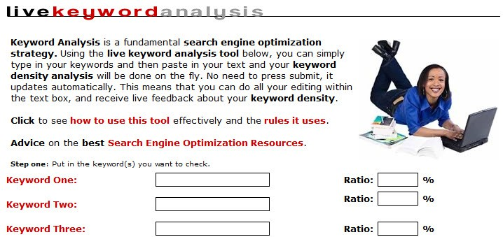 Live Keyword Analysis