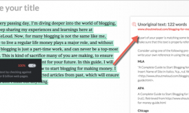 Top 10 Free Plagiarism Checker Tools To Check For Content Theft