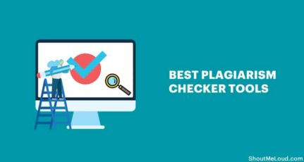 5 Best Plagiarism Checker Tools To Check For Content Originality