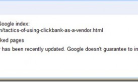 Google Added URL Submission to Webmaster tool