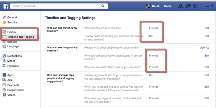 5 Facebook Privacy Settings You Must Now for Your Safety: 2019
