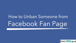How to Unban Someone from Facebook Fan Page?