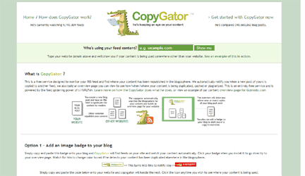 copygator Top 10 Free Online Tools To Check For Content Theft: Anti Plagiarism