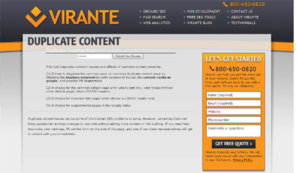 virante Top 10 Free Online Tools To Check For Content Theft: Anti Plagiarism