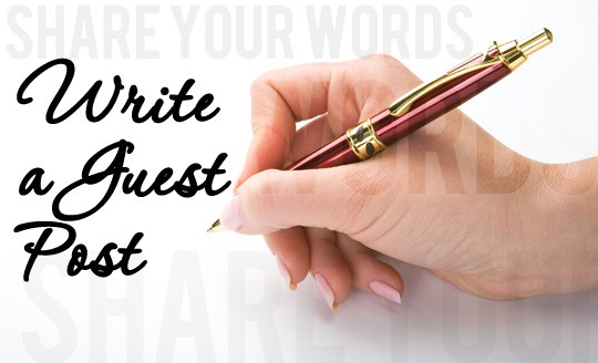 write a guest post Top 3 Benefits of Guest Posting