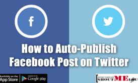 How to Auto-Publish Facebook Post on Twitter [Official]
