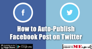 How to Auto-Post Facebook Post on Twitter [Official]