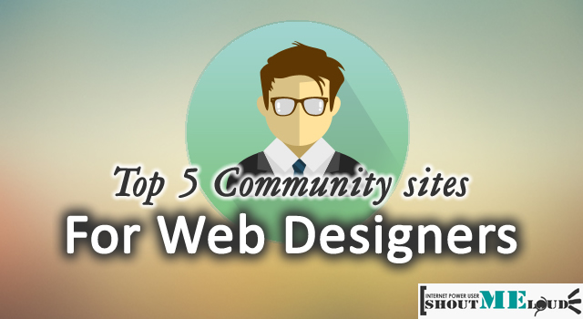 Community Sites For Designer