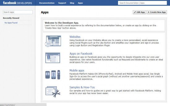 Facebook developer 550x344 How to Enable Facebook Timeline Profile Now