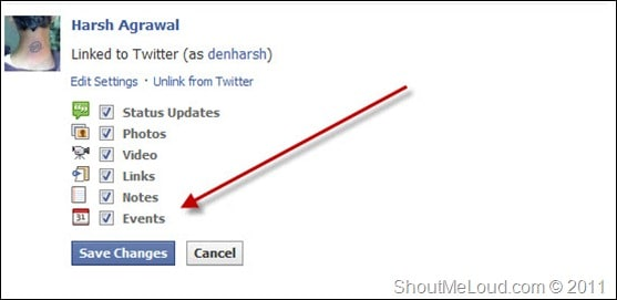 Facebook services Twitter thumb How to Auto Publish Facebook Post on Twitter [Official]
