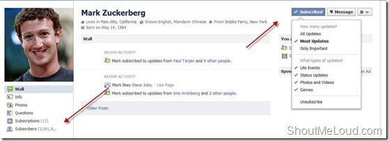 FacebookSubscribebutton thumb Facebook Subscribe Button: Everything you need to know