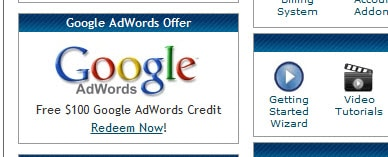 Free Adwords Credit