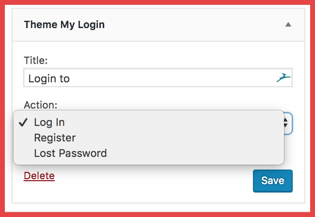Theme My Login: WordPress Plugin To Customize Login And