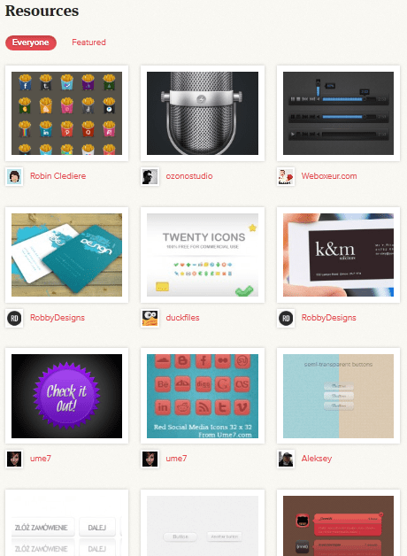 designmoo Top 5 Community sites for Web Designers