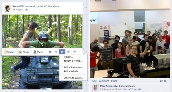 Facebook Announces Timeline: The Story of Your Life