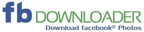 fbDownloader How to Download Facebook Albums in One Click