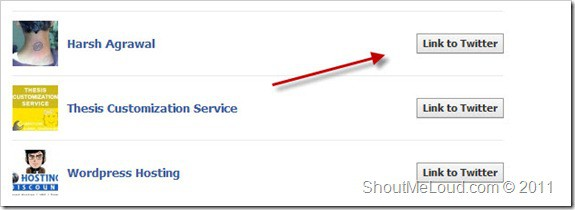 link twitter thumb How to Auto Publish Facebook Post on Twitter [Official]