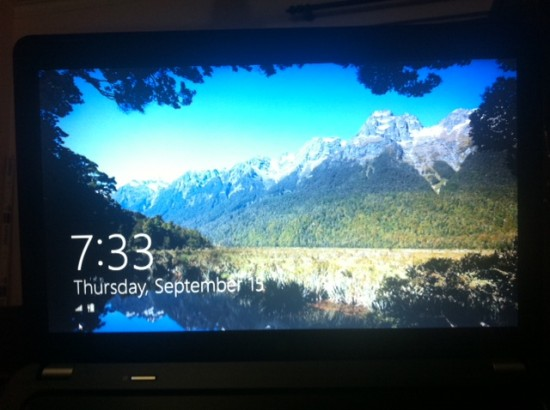 photo 3 550x410 Windows 8 Developer Preview: First Impressions, Whats New