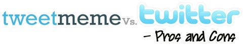 TweetMeme Vs. Official Twitter Button