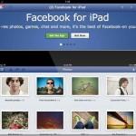 Facebook iPad 150x150