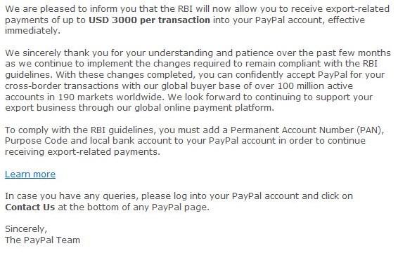 Paypal transfer limits : pitaniesug ga