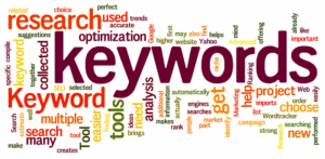 SEO Keyword 300x147 How to Increase Organic Traffic using Google Analytics