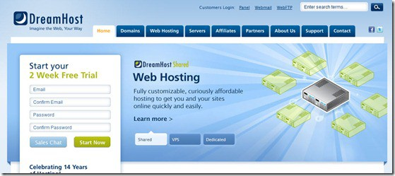 Dreamhost Discount Coupon – 2013 Edition