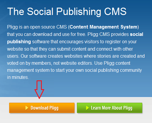 1 How to Create Social Bookmarking Site using Pligg