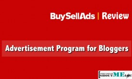 BuySellAds Review: Advertisement Program for Bloggers