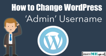 How To Change Admin Username in WordPress – Tutorial