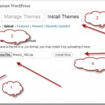 Install WordPress Theme thumb 150x150