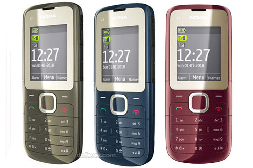 Nokia Dual Sim Phone C2 Nokia Dual SIM Phones: Which one to buy?