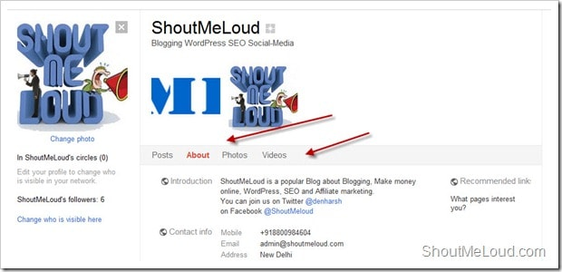 SMl Fan page thumb1 How to Create Google+ Brand Pages for your Blog