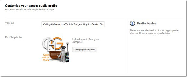 create profile thumb How to Create Google+ Brand Pages for your Blog
