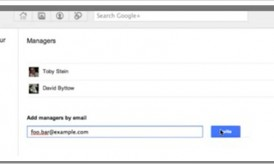 Google+ Page Multiple Managers And Circle Volume Feature [How to]