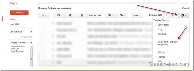 Get back old Gmail look design thumb How to get old Gmail look back?