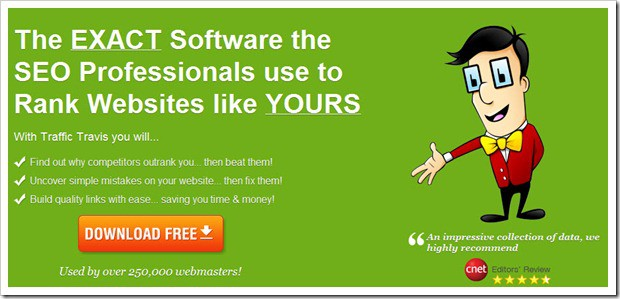 Traffic Travis Review : Free Desktop SEO Software