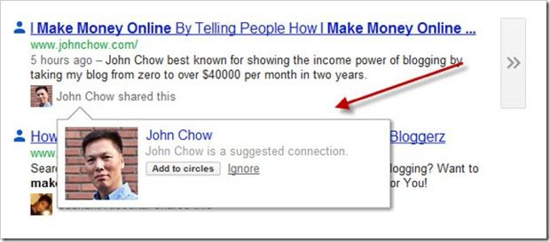 Google Suggested Search results Google Personal Search Will change the way you Search Google