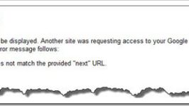 BlogSpot Import Problem : This site has not been Registered