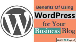 Benefits Of Using WordPress for Your Business Blog