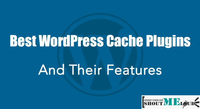 Best WordPress Cache Plugins: We did the research for you