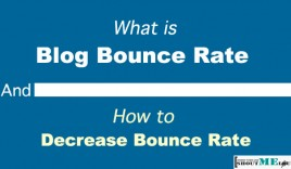 What is Blog Bounce Rate & How to Decrease Bounce Rate
