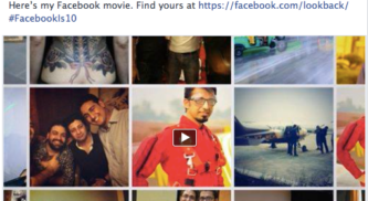 How to Use Facebook Lookback to Create Facebook Timeline Movie