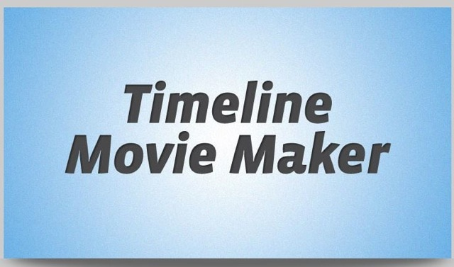 facebook timeline movie