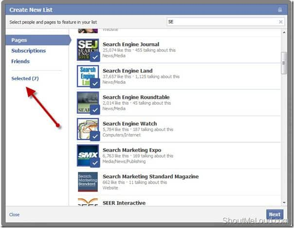 Creating Interest list Facebook Interest List : A hidden Gem for Online Marketers