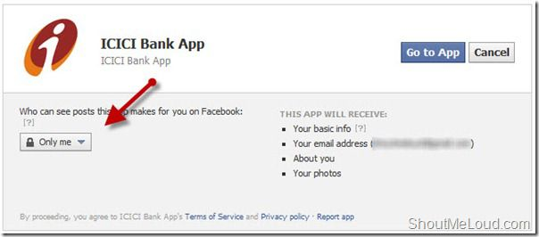 ICICI bank app ICICI Bank Social Banking App on Facebook: How to Use?