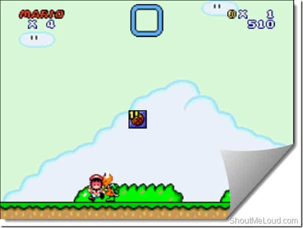 Mario2 Flash thumb Play Super Mario Bros Offline & Online : Chrome Extension