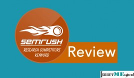 SEMRUSH Review : A SEM Tool to Research Competitors' Keywords